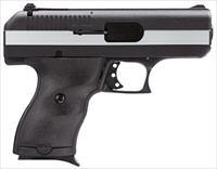 Hi-Point Compact .380ACP 2-Tone Semi-Automatic Pistol with Hard Case