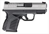 "Springfield XD-S 9mm 3.3"" 7+1/8+1 - New in Case"