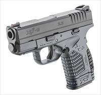 "Springfield XD-S 9mm 3.3"" 7+1/8+1 - Tactical Gray - New in Case"