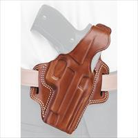 Galco FL248 Fletch High Ride Belt Sig P220/P226, Steerhide Tan - Right Draw