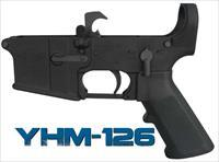 YHM AR15 Pre-Assembled Lower Receiver