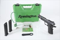 "Remington 1911 R1 Enhanced .45ACP 5"" 8+1 - New in Case"