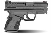 "Springfield XD Mod.2 Sub-Compact .45 ACP 3.3"" 9+1/13+1 - New in Case"