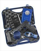 Beretta 92FS 9mm - New in Box