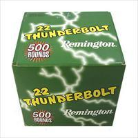 Remington Thunderbolt .22 LR – 500 Round Box