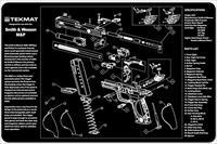 TEKMAT Armorers Bench Mat – Smith & Wesson® M&P®
