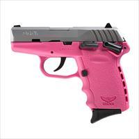 SCCY CPX-1 9mm Auto Pistol – Pink/Satin