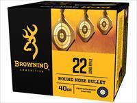 Browning BPR .22 Long Rifle - 400 Round Box