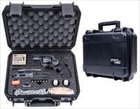 "Taurus First 24 Kit 617 357Mag 2"" 7rd w/Knife and Case"