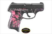 Ruger LC9S Muddy Girl 9MM Luger Pistol