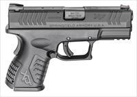 "Springfield XD(M) Compact .40SW 3.8"" 11+1/16+1 - New in Case"