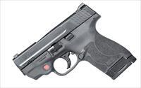 Smith & Wesson M&P Shield M2.0 Crimson Trace Red Laser 9mm 3.1