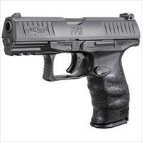 "Walther PPQ M2 9mm 4"" 15+1, Tritium Night Sights - New in Case"