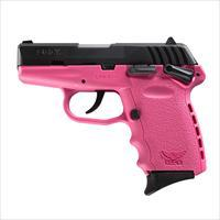 SCCY CPX-1 9mm Auto Pistol – Pink/Black