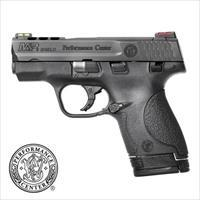 Smith & Wesson Ported M&P Shield 9mm 3.1