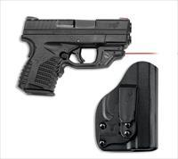 Crimson Trace Laserguard Springfield XD-S Red Laser w/Blade-Tech Holster