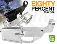 80% AR10/.308 7075 T6 Aluminum Lower Receiver
