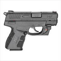 "Springfield  XD-E .45 ACP 3.3"" 6+1/7+1 w/Viridian Red Laser Grip - New in Case"