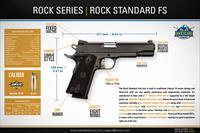 Armscor Rock Standard .45 ACP – Full Size - New in Box
