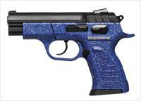 Witness Pavona Polymer Compact 9mm Pistol - Sapphire