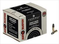 Federal AutoMatch Target .22 Long Rifle Ammunition - Box of 325