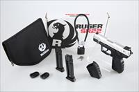 "Ruger SR22 .22LR 3.5"" 10+1 - New in Box"