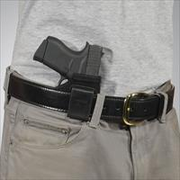 Galco STO652 Stow-N-Go Inside the Waistband Holster, Tan – Smith & Wesson M&P Shield 9/.40/.45, Right Draw