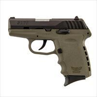 SCCY CPX-2 9mm Auto Pistol – Black/FDE