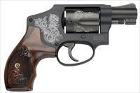 Smith & Wesson 442 Engraved .38 Special 1.875