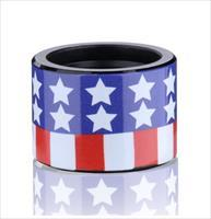 Backup Tactical Custom CNC Machined Thread Protectors – American Flag