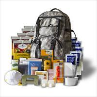 Wise Foods Five-Day Survival Backpack