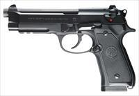 "Beretta 92A1 9mm 4.9"" 17+1 - New in Case"