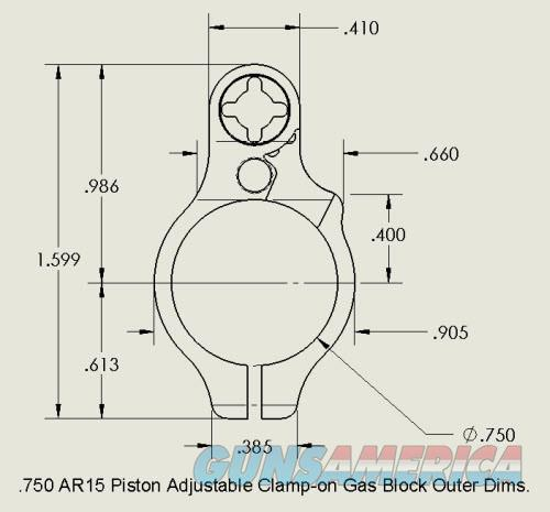 syrac ordnance  750  pistol length  clamp