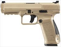 "Century Arms TP9SF 9mm 4.4"" 18+1 Desert Tan - New in Case"