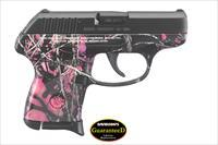 Ruger LCP 380 Muddy Girl Pistol