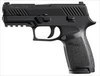 "Sig Sauer P320 Carry 9mm 3.9"" 17+1 - New in Case"