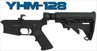 YHM AR15 Lower Receiver Assembly with M4 Stock