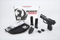 "Ruger 3600 SR22 .22LR 3.5"" 10+1 - New in Box"