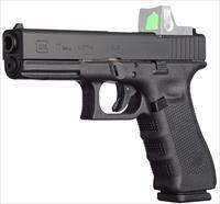 "Glock G17 Gen 4 MOS 9mm 4.48"" 17+1 - New in Box"