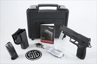 "Sig Sauer P250 Full Size 9mm 4.7"" 17+1 - New in Box"