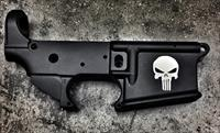 "Anderson ""Punisher"" AR15 Lower Receiver"