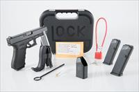 "Glock G22 Gen 4 .40 S&W 4.49"" 15+1 - New in Case"