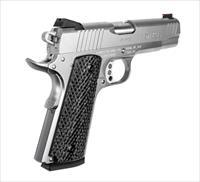 "Remington 1911 R1 Stainless Enhanced Commander.45 ACP 4.25"" 8+1 - New in Case"