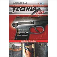 Techna Clip Gun Belt Clip – Ruger LC9 or LC380 (Right Side)