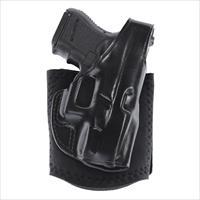 Galco AG226B Ankle Glove Ankle Holster – fits Glock & FNH USA, Right Draw