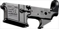 POF-USA Stripped AR15 Multi Cal Lower Receiver