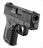 Springfield XD-S 3.3 inch Single Stack .45ACP Semi-Automatic Pistol - New in Box