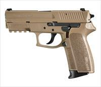 "Sig Sauer SP2022 FDE 40 S&W 3.9"" 12+1 - New in Box"