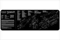 TEKMAT Armorers Bench Mat – Remington 870 Shotgun