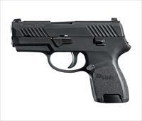 "Sig Sauer P320 Subcompact DAO 9 mm 3.6"" 12+1 - New in Box"
